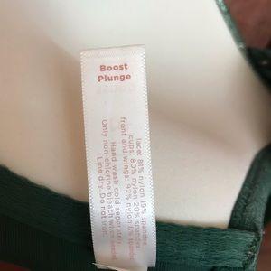 Cacique Intimates & Sleepwear - Cacique Lane Bryant Boost Plunge Bra